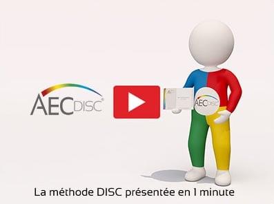 Vidéo presentation méthode AEC DISC