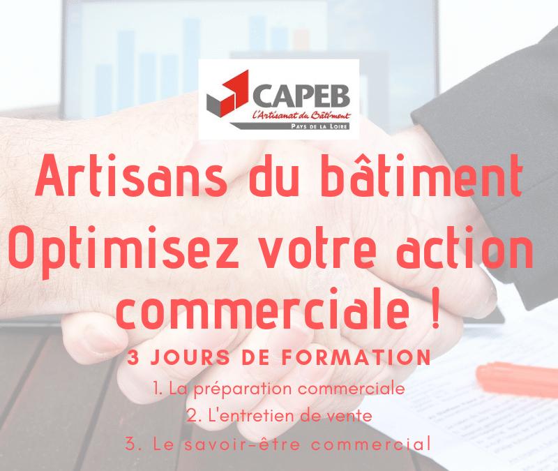 Optimiser l'action commerciale dans l'entreprise artisanale
