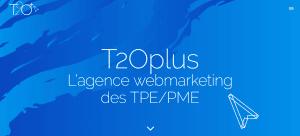 T2Oplus agence webmarketing des TPE à Nantes