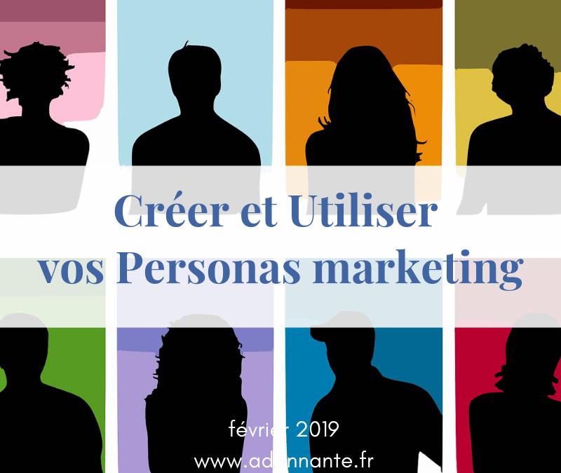 Créer vos personas marketing
