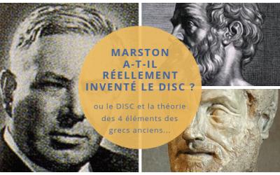 Et si Marston n'avait pas inventé le DISC
