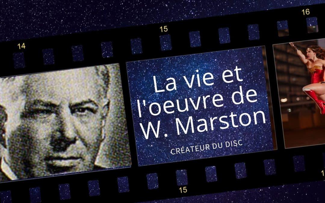 William Marston créateur du DISC et de Wonder Woman