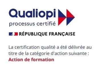Adonnante est certifié Qualiopi pour ses actions de formations