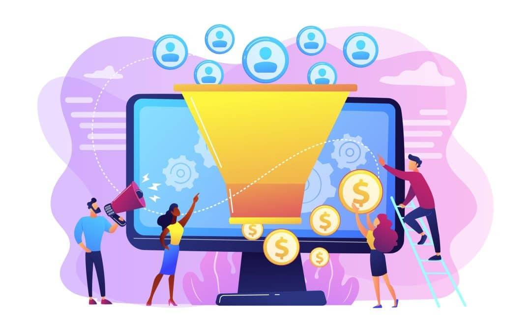 Conversion des prospects sur le web