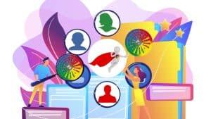 Profils en couleurs avec le DISC