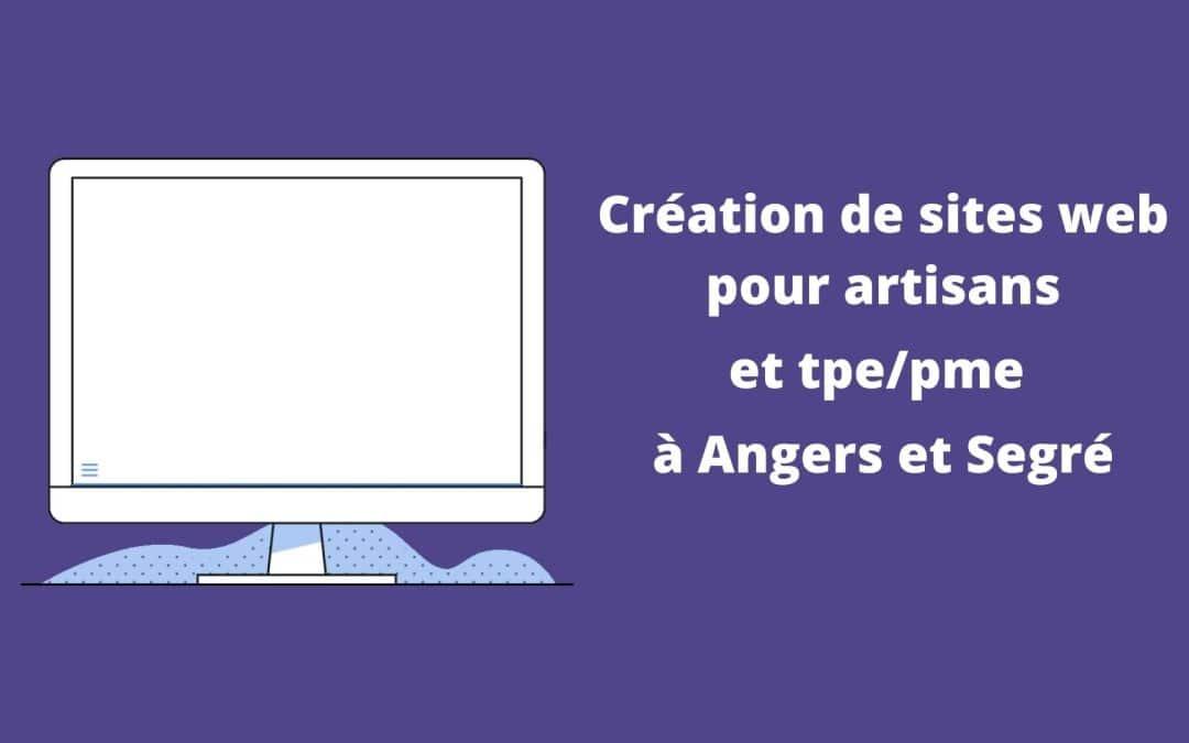 Creation de sites web pour artisan