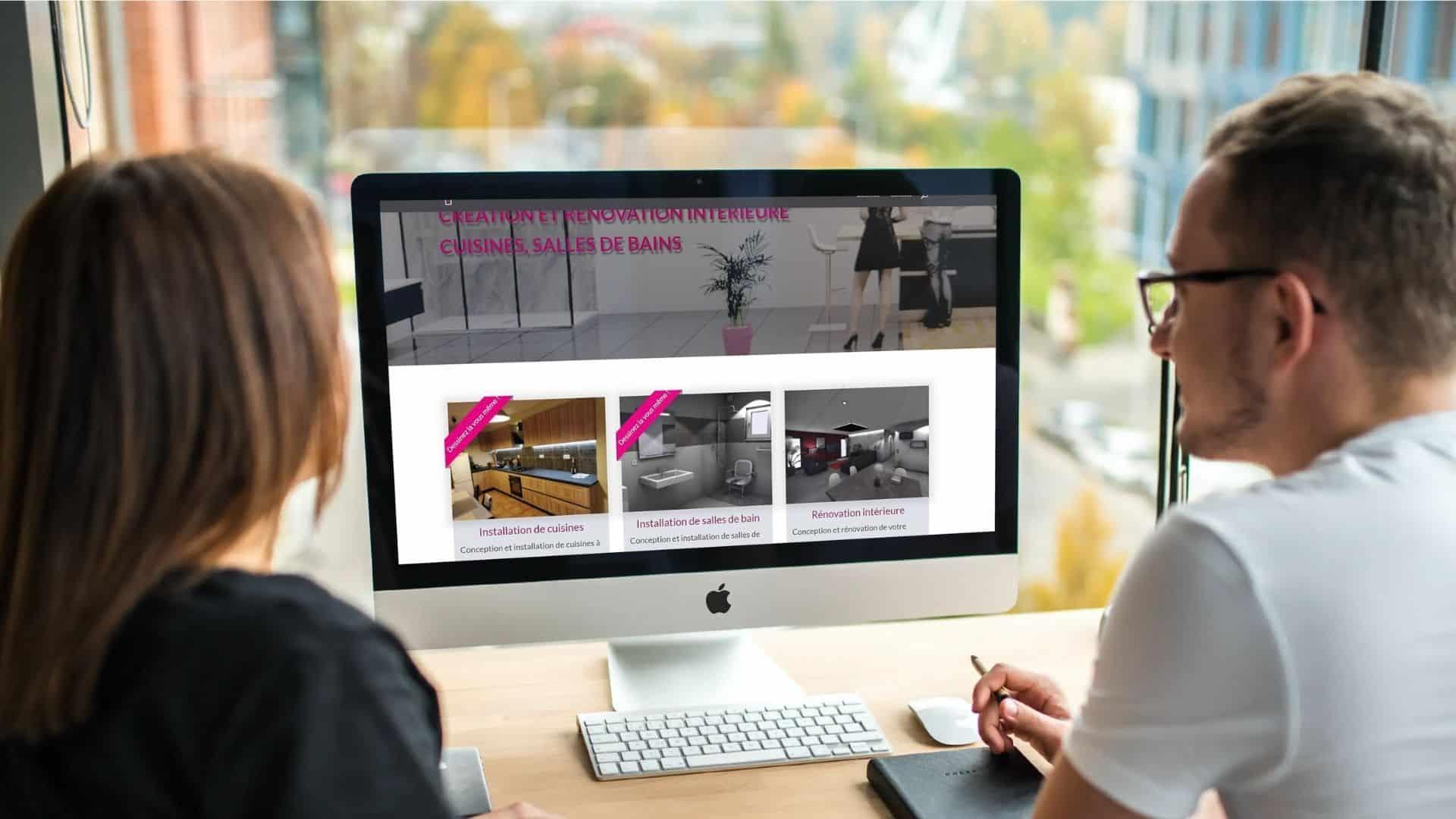 Creation de sites web pour artisan en 49